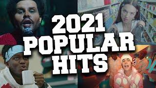 Top 50 Hit Songs 2021 - July