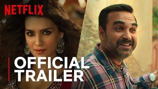 Mimi | Official Trailer | Kriti Sanon, Pankaj Tripathi | Netflix India