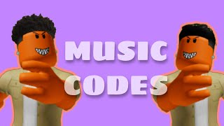 ROBLOX MUSIC CODES/IDS *WORKING* (JULY 2021)