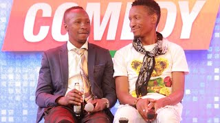 Comedy Store Uganda July 2021 - Bobi brown & Nilo