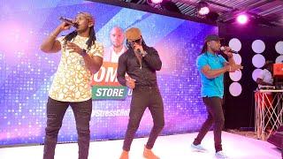 Comedy Store Uganda June 2021 - B2C on Kiss You