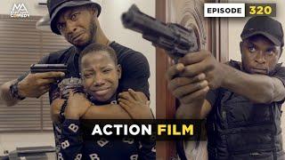 Action Film - Episode 320 | Mark Angel Comedy