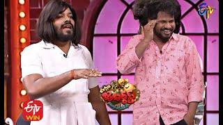 Sudigaali Sudheer Performance | Extra Jabardasth | 18th June 2021 | ETV Telugu
