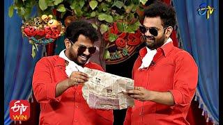 Hyper Aadi & Raising Raju Performance | Jabardasth  | 17th June 2021 | ETV Telugu