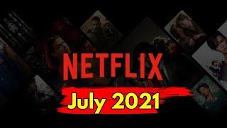 Netflix in July 2021