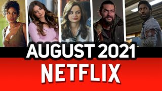What's Coming to Netflix in August 2021 | New on Netflix in August 2021