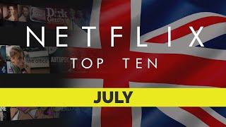 Netflix UK Top Ten Movies | July 2021 | Netflix | Best movies on Netflix | Netflix Originals