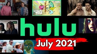 What's Coming to Hulu in July 2021