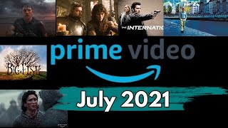 What's Coming to Amazon Prime Video in July 2021