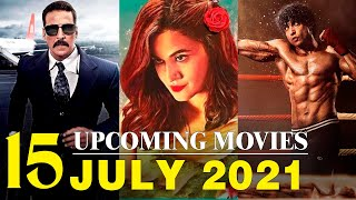 Top 15 Upcoming Web Series and Movies in July 2021 | Netflix | Amazon Prime | Disney Hotstar