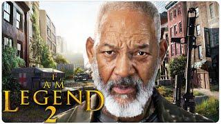 I AM LEGEND 2 Patient Zero (2021) With Will Smith & Alice Braga