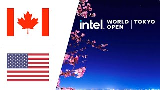 CAN vs USA | Canada vs United States | Intel World Open - Americas Regional Finals (14 July 2021)
