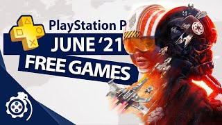 PlayStation Plus (PS4 and PS5) June 2021 (PS+)