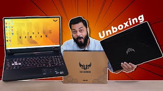 Asus TUF Gaming A15 Laptop Unboxing & Quick Review ⚡⚡⚡ Performance Powerhouse Ft. AMD Ryzen 9 4900H