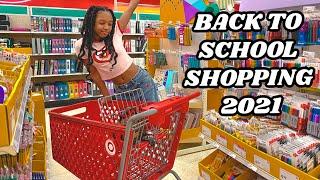 BACK TO SCHOOL SHOPPING 2021 |  back to school | just jordyn