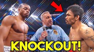 *К.О* Manny Pacquiao vs Errol Spence Jr. FULL FIGHT HIGHLIGHTS 2021- ~BRАWL ALЕRТ~