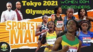 Tokyo Olympics Contenders: Women 100m