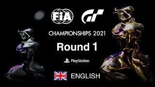 FIA GT Championships 2021 | World Series - Round 1 [English]