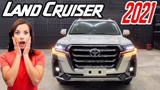 2021 Land Cruiser, New Toyota Land Cruiser 2021