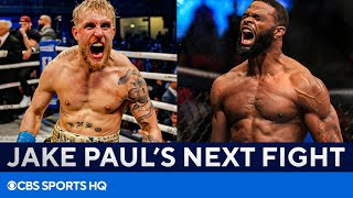 Jake Paul to Fight Tyron Woodley on August 28th, 2021   CBS Sports HQ