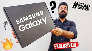 Samsung Sent Me A Special Mystery Box *Galaxy S21 Unpacked*🔥🔥🔥