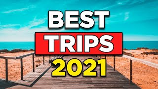 The BEST Vacation Spots in the USA (2021)