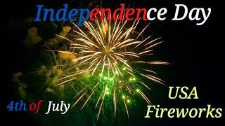 Fireworks 🎆 USA / Independence day celebration USA 2021 / 4th July / Tamil Vlog @Jumana's Cooking