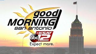 Good Morning San Antonio : Jul 12, 2021