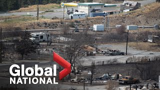 Global National: July 12, 2021 | Wildfires continue to burn through BC and US west coast