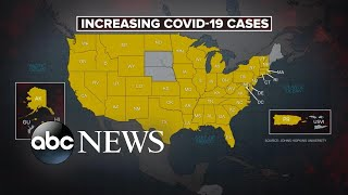 58% of new COVID cases from delta variant, CDC says l GMA