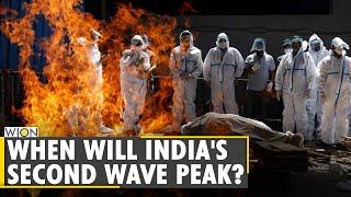 Experts say India's COVID-19 infections may peak between May 3-5  Coronavirus Pandemic  English News