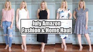 July Amazon Haul | Dresses | Beauty | Home | MsGoldgirl