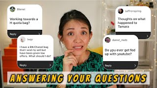 ANSWERING YOUR QUESTIONS | JULY 2021 | KAT L