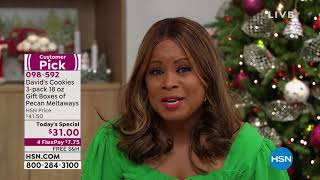 HSN   Good Eating with Marlo Smith - Christmas in July Sale 07.16.2021 - 03 PM