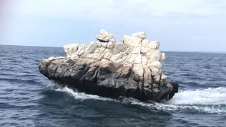 They Turned a Rock into a Boat
