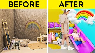 Amazing Kid's Room Makeover || Guide For Parents