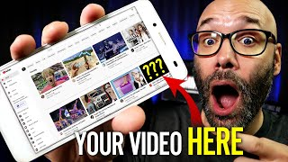 How To Get YOUR Videos Recommended More On YouTube