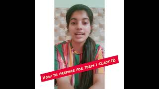 How to Prepare Term 1 Syllabus for Class 12.#Boards |Recommended YouTube Channels # Boards.