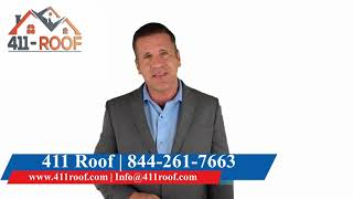 411 Roofing #1 Recommended