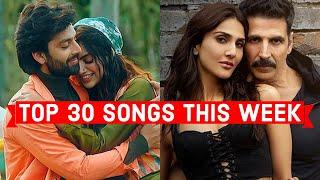 Top 30 Songs This Week Hindi/Punjabi 2021 (August 15) | Latest Bollywood Songs 2021