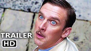 BLITHE SPIRIT Official Trailer (2021) Dan Stevens, Isla Fisher, Comedy Movie