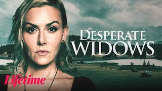 Desperate Widows 2021 ☀️💙🌸  #LMN - New Lifetime Movies 2021 Based On A True Story