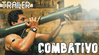 COMBATIVO (2021) RED BAND Trailer | Combat Action Movie