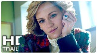 SPENCER Official Trailer #1 (NEW 2021) Kristen Stewart, Lady Diana Movie HD
