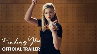 Finding You (2021 Movie) Official Trailer - Katherine McNamara, Vanessa Redgrave, Judith Hoag