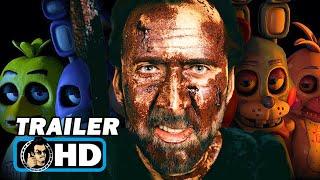 WILLY'S WONDERLAND Trailer (2021) Nicolas Cage Action Horror Movie