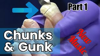 Chunks and Gunk #1 with New Music (2021)