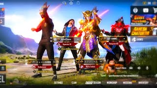 @NeonXPawan #1 Superstar In Lobby 😍 | 3 Royal Pass Giveaway | Lobby Video By Daku Gaming