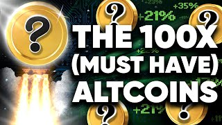 100X MEGA GAINS AHEAD! Top Coins That'll Explode SOON!