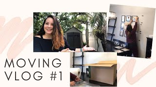 Moving Vlog #1: Packing my Dining Room, Homeschooling Corner and more!